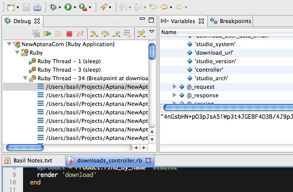 Aptana Studio 3.6.1 - Το επαγγελματικό εργαλείο ανάπτυξης Web εφαρμογών