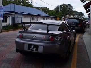 Mazda rx8 แต่ง