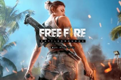TOP! 8 Senjata Paling Mematikan dalam Game Free Fire