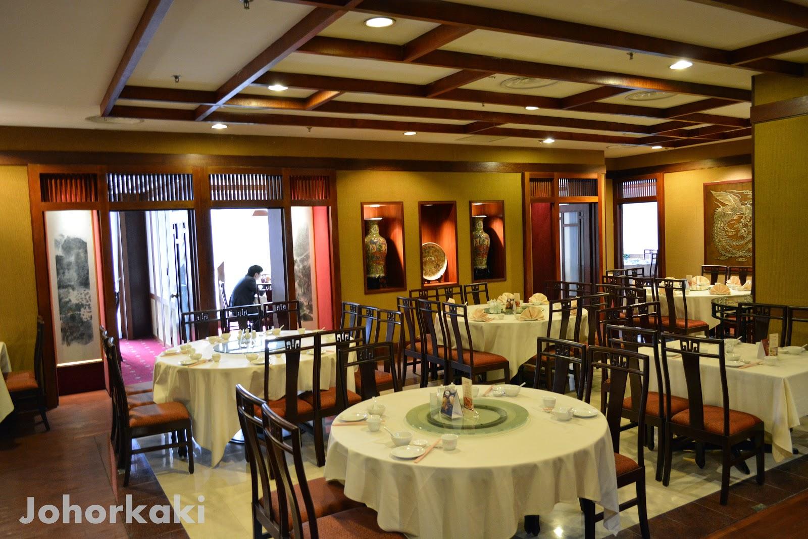 meisan szechuan restaurant at mutiara johor bahru hotel