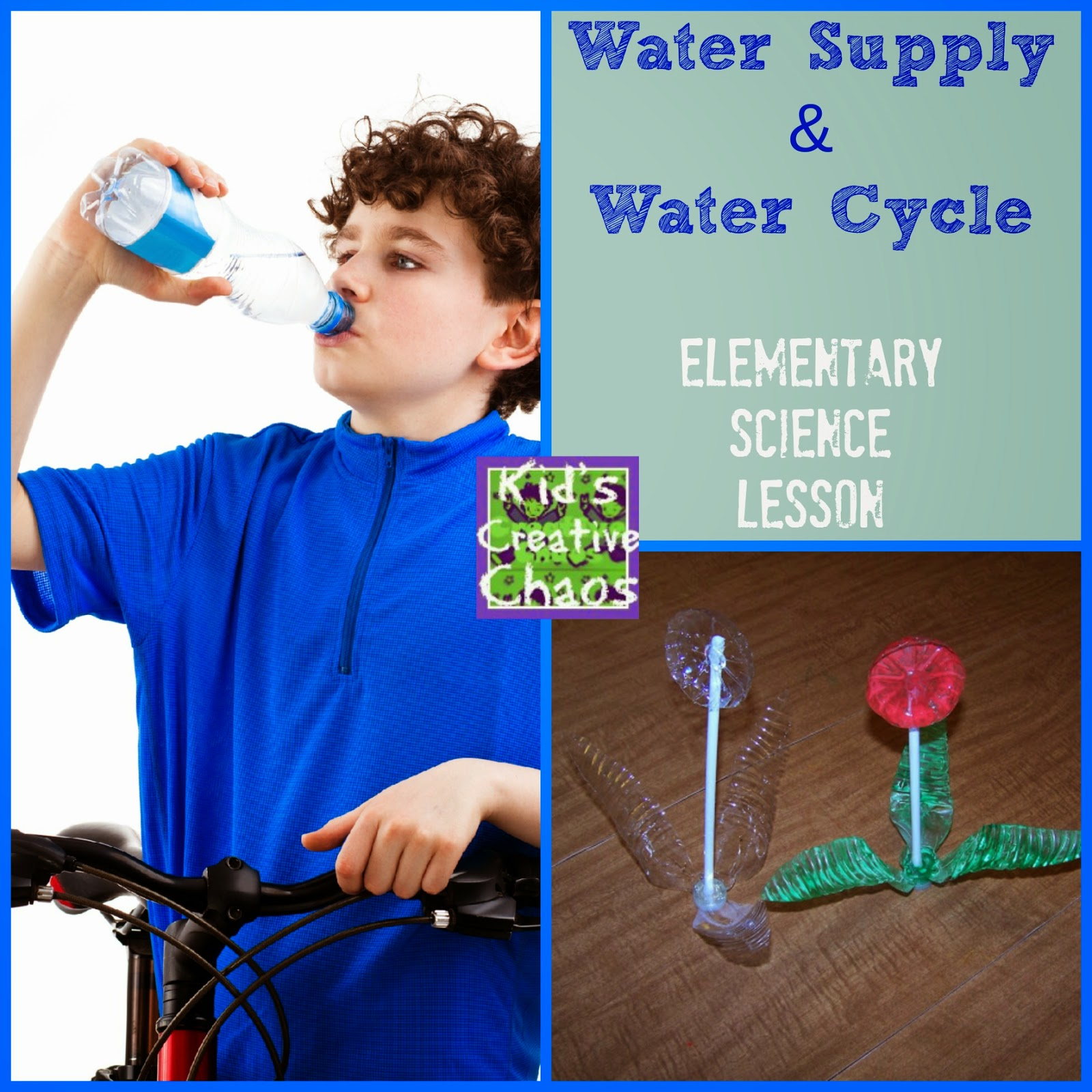 Earth's Water Supply Lesson Plans for Elementary Homeschooling