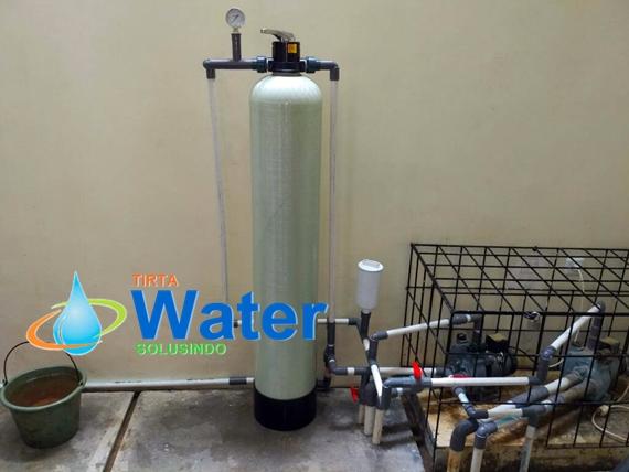 filter air pondok aren