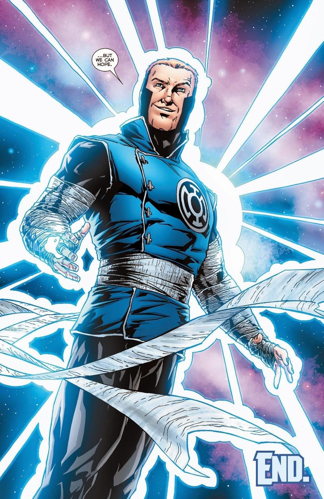 Weird Science Dc Comics Red Lanterns Futures End 1