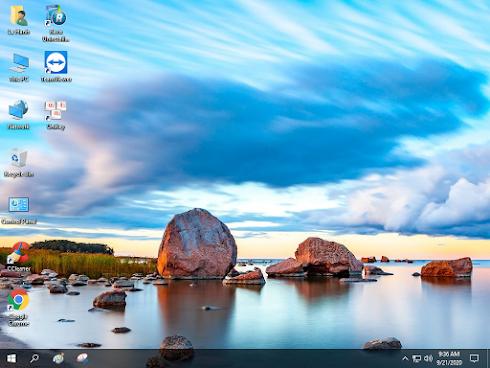 Bộ cài Windows 10 Enterprise LTSC 2019, Version 1809, OS Build 17763.1490 (64-bit)