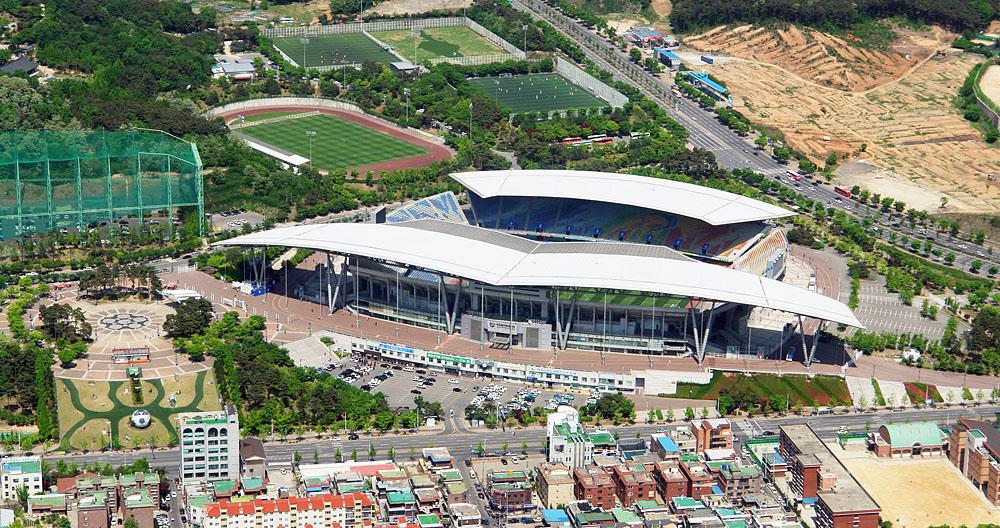 suwon guida stadi mondiali under 20 corea italia