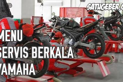 22 Hal yang Dilakukan Ketika Servis Berkala Motor Yamaha