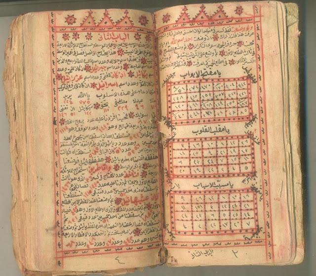 مفاتيح الكنوز كتاب ابن الحاج المغربي الكبير كشف عن الدفائن والكنوز