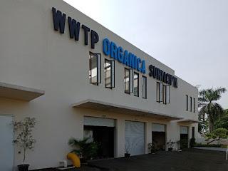 Pengolahan Air Limbah Batiqa Hotel Karawang