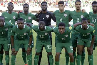 Live: Nigeria Vs Zambia - World Cup Qualifiers