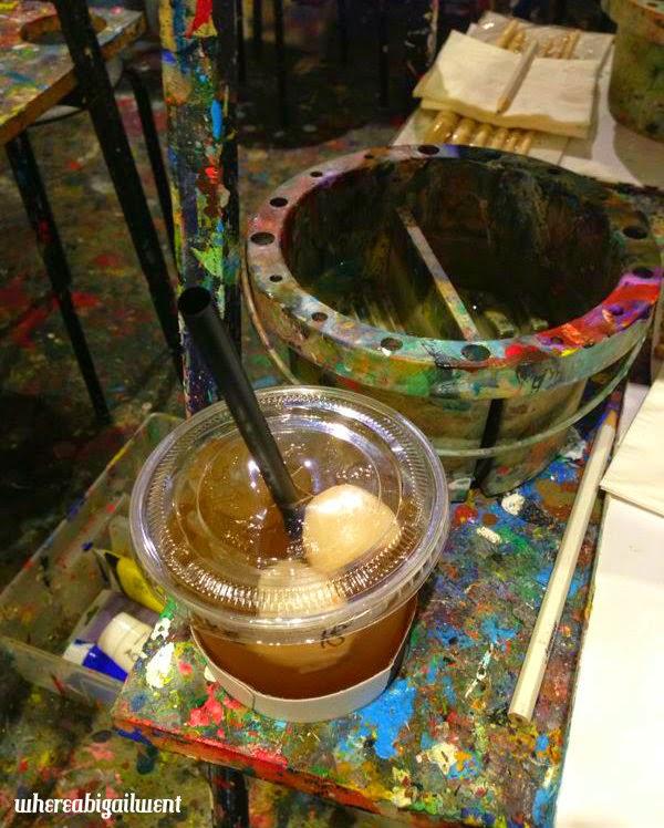 Creative Tea Sipping