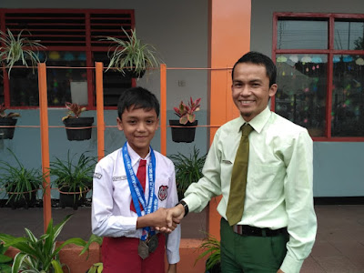 Prestasi Siswa-siswi SD Arrafi SD Terbaik di kabupaten Bandung
