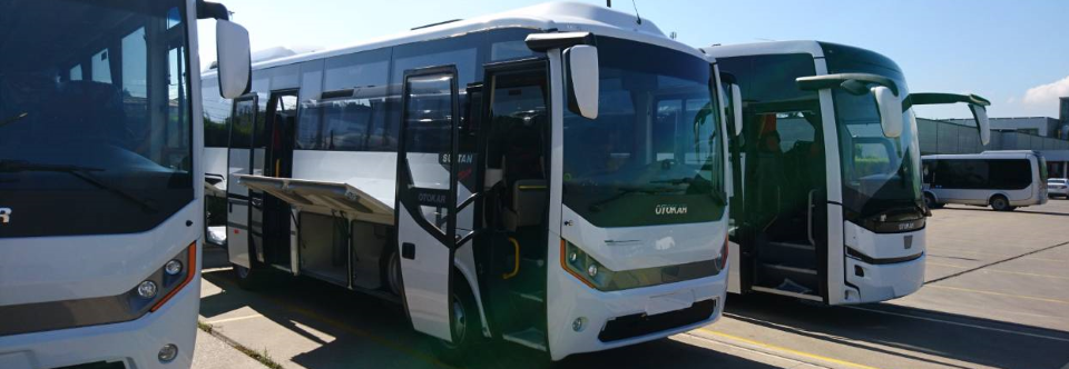 Міноборони придбало автобуси Otokar та Еталон