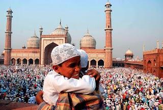 Ramadano pabaiga Mekoje