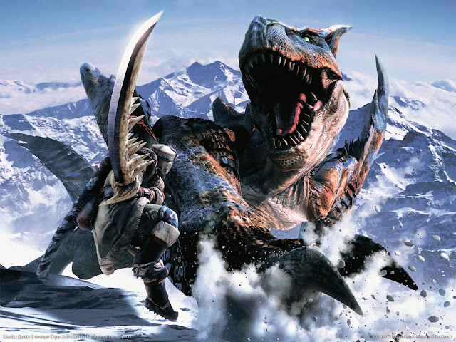 Capcom's popular 'Monster Hunter' franchise will have a Hollywood Movie