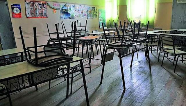 """Los docentes porteños resolvieron el """"no inicio"""" de clases con un paro de 72 hs."""