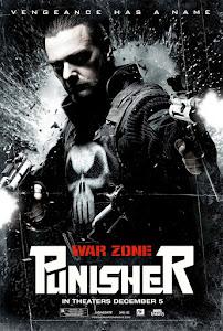 Punisher: War Zone Poster