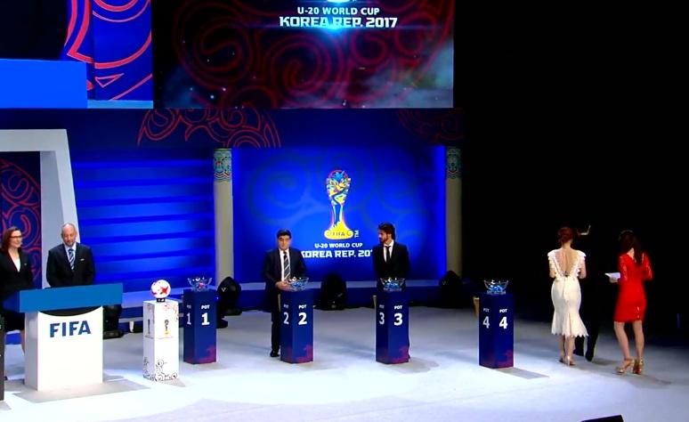 Bốc thăm U20 World Cup