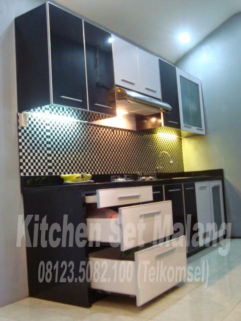 Jual kitchen set minimalis spesialis jasa pembuatan for Bikin kitchen set