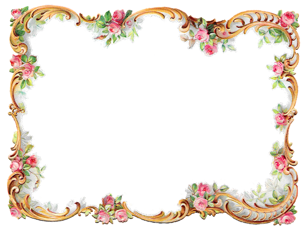 antique royalty free flower