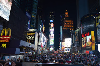 Times Square, New York, tourist attractions in New York