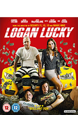 Logan Lucky (2017) BRRip 720p Latino AC3 5.1 / Español Castellano AC3 5.1 / ingles AC3 5.1 BDRip m720p
