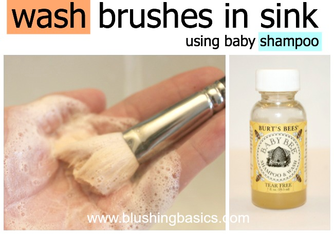 Blushing Basics How To Clean Sanitize Your Makeup Makeup Brushes