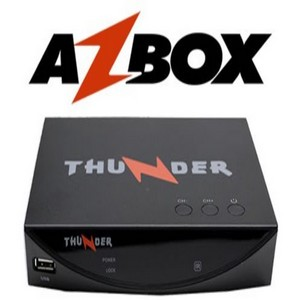azbox - NOVA ATUALIZAÇÃO DE AZBOX MODIFICADA AZBOX_THUNDER_HD
