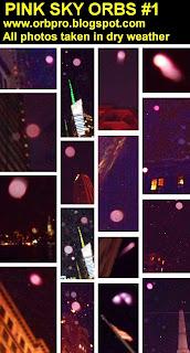 pink sky orbs
