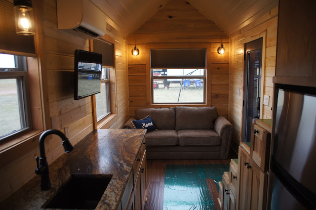 Prairie Schooner tiny house