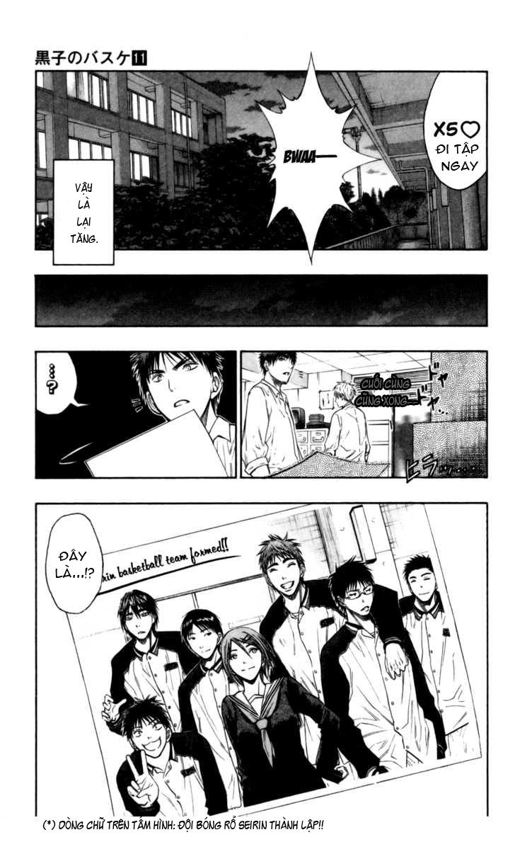 Kuroko No Basket chap 094 trang 19
