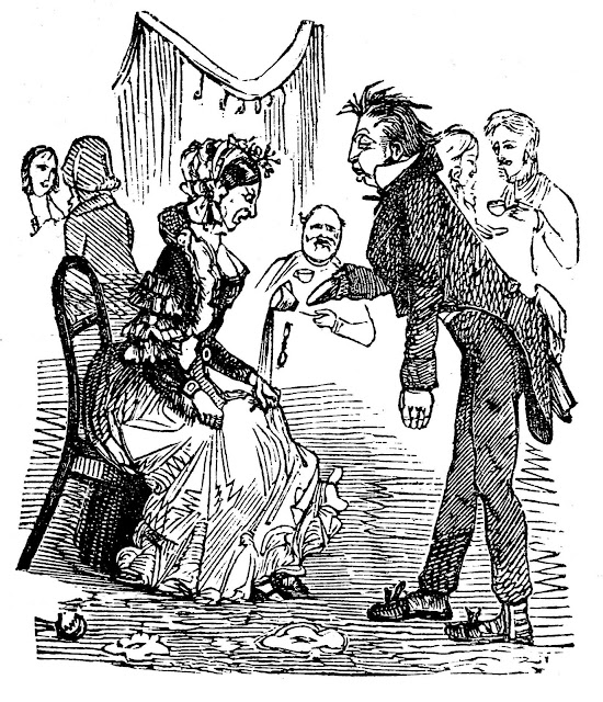 1855 cartoon clumsy
