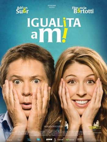 Igualita A Mi (2010) DVDRip Latino