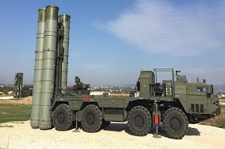 Blak Blakan Ajudan Putin Sebut : Tentara Rusia akan Terima Sistem Rudal Tercanggih S-500