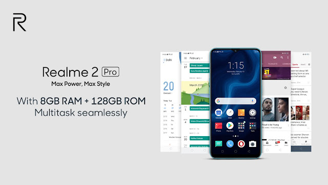 Realme 2 Pro prices in India drop, new available Rs.12,990
