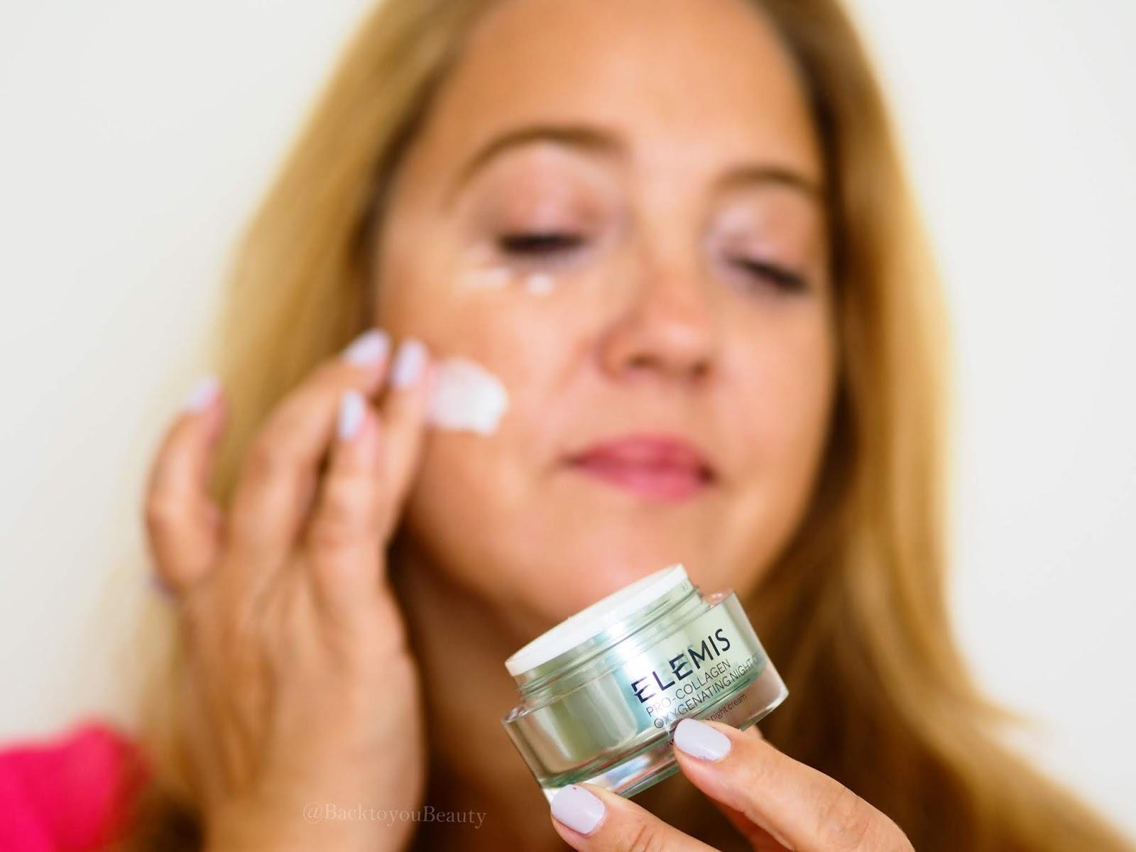 Elemis Pro-Collagen Oxygenating Night Cream 30ml