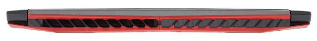 Acer Predator Helios 300 saída de ar