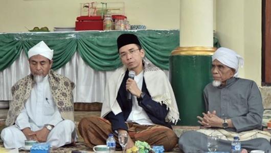 Tuan Guru Bajang Akhirnya Jelaskan Makna Kafir Menurut Ulama, Beri Contoh di Kota Suci Mekkah