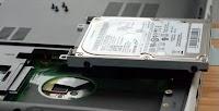 Come sostituire il disco del portatile con uno nuovo SSD