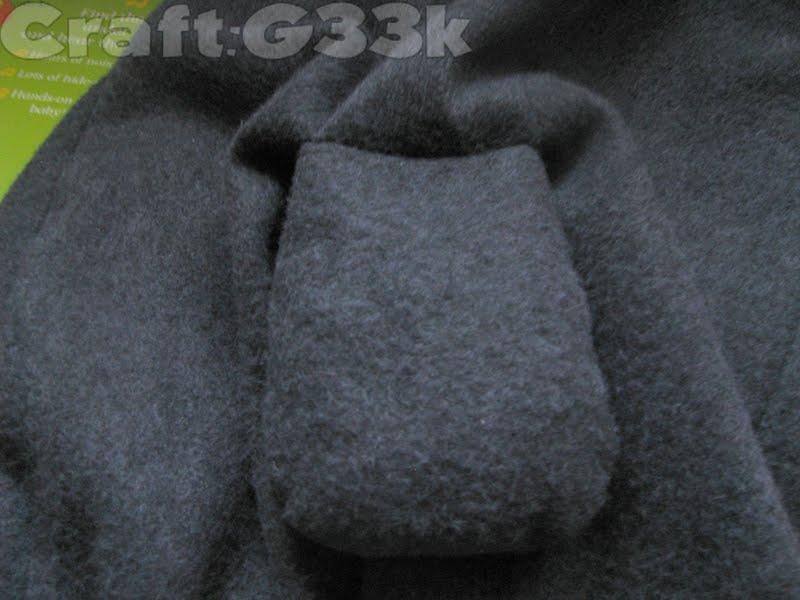 craft:g33k: HOWTO: Toddler Totoro Costume