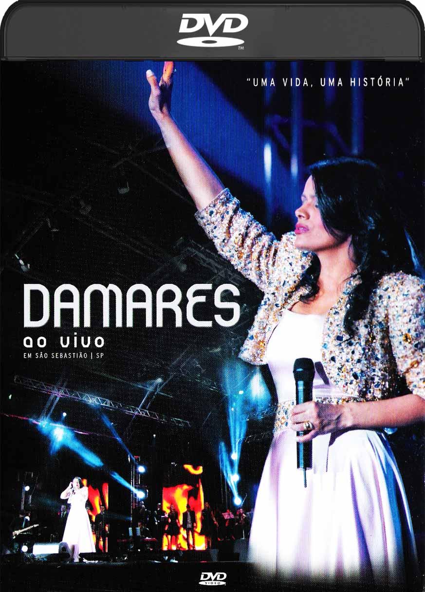 Damares – Ao Vivo (2012) DVD-R Oficial