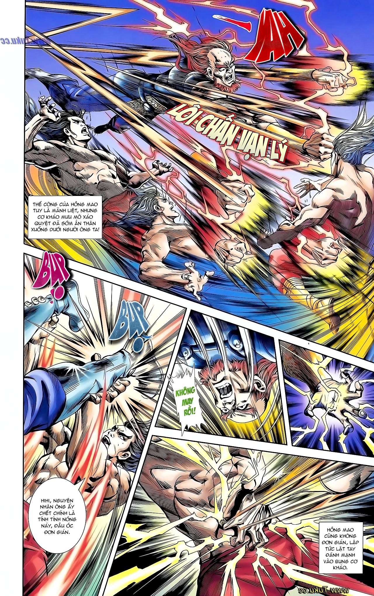 Cơ Phát Khai Chu Bản chapter 130 trang 10