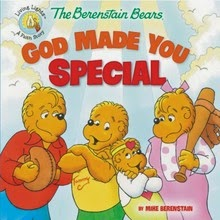 God Made You Special cover