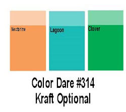 Color Dare #314 - Closes Thur Oct 25th