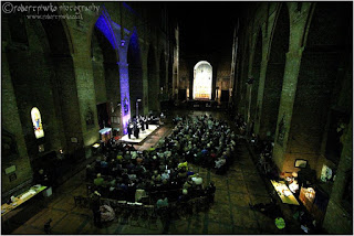 Lucrezia Borgia's Daughter @ St Bartholomew's Church, Brighton -  Music Secreta and Celestial Sirens - photo Robert Piwko