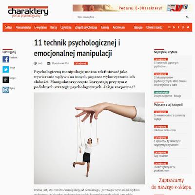 http://charaktery.eu/artykul/id-11-oznak-psychologicznej-i-emocjonalnej-manipulacji