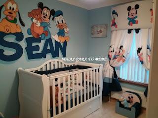 Baby room disney