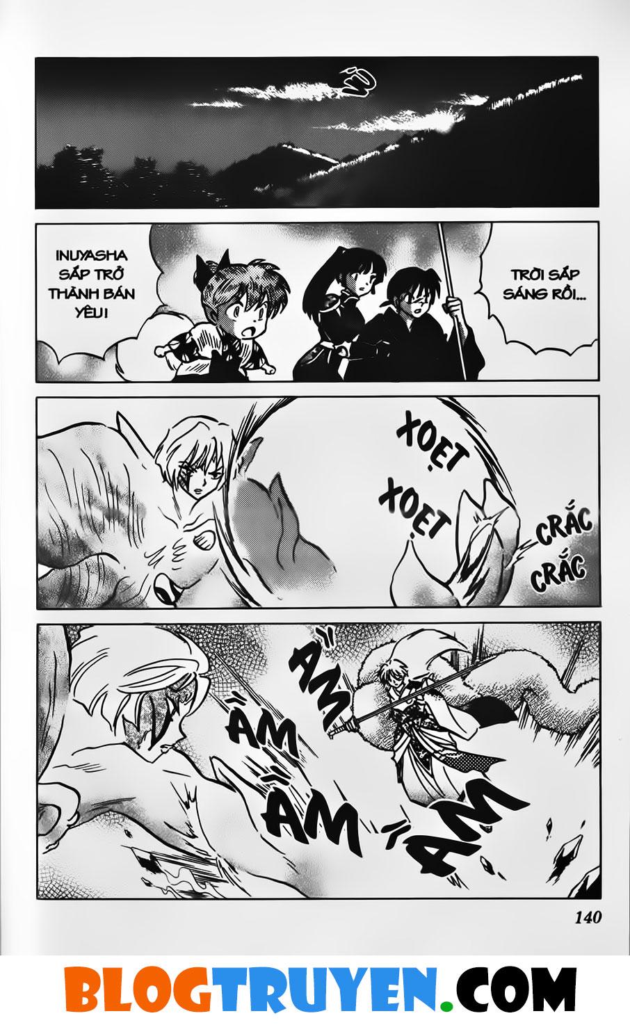 Inuyasha vol 37.8 trang 9