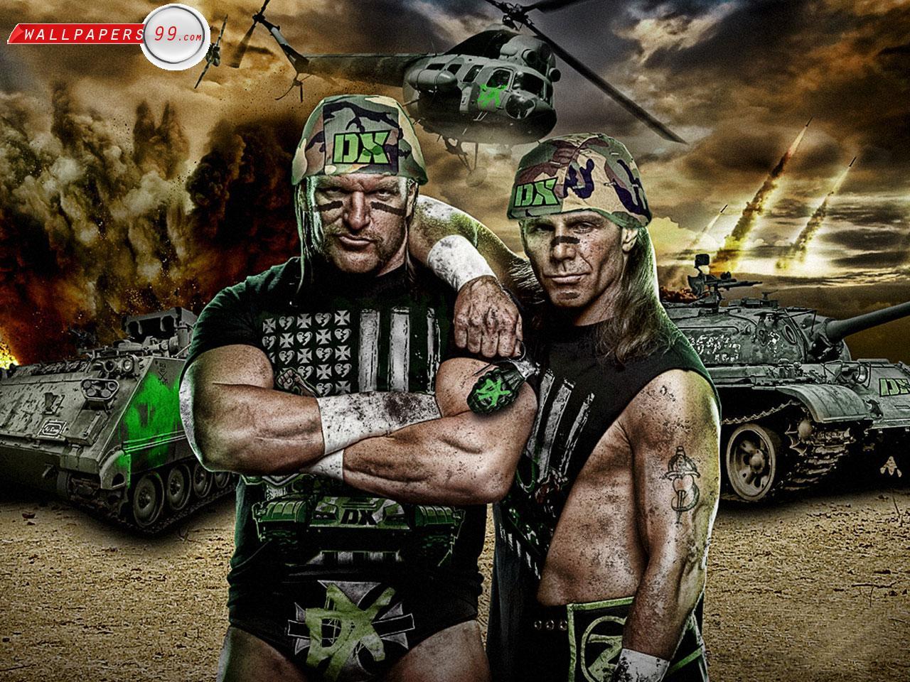 Wwe Dx Hd Wallpaper Dx Triple H Shawn Michael Wallpapers Wwe Superstars Wwe
