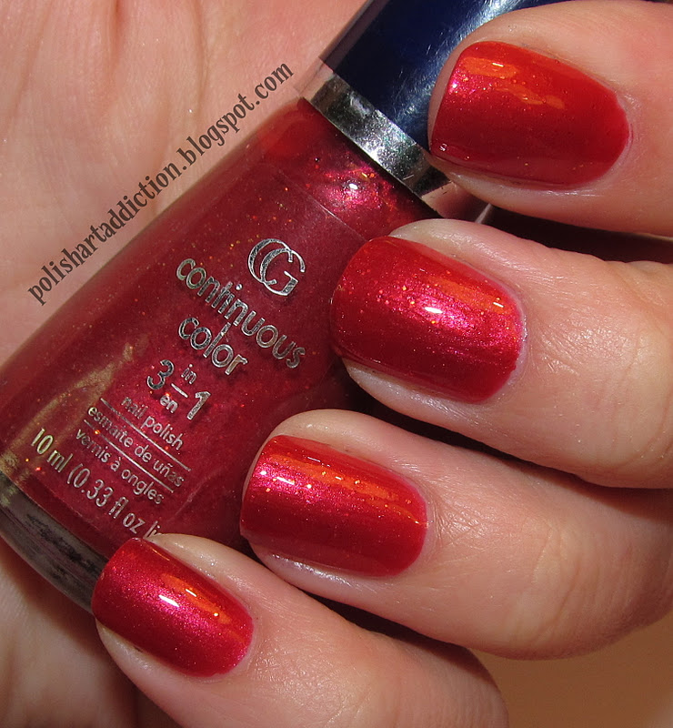CoverGirl - Valentine Red