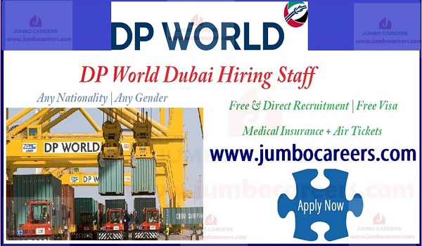 Available Dubai job vacancies, How to apply for latest Dubai jobs,